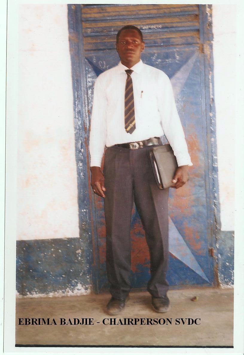 Ebrima  Badjie