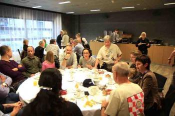 Dag 1: Ontbijt Pullman Eindhoven